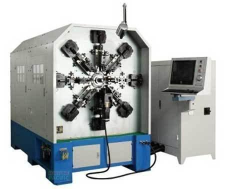Sfm25 sfm35 sfm50 c12 spring forming machine