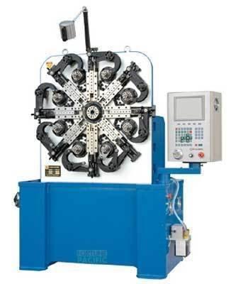 Sfm35 sfm50 c3 spring forming machine