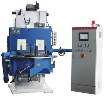 Sgm90 d double feed tray spring end grinding machine