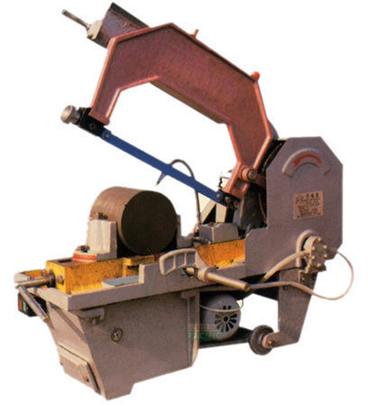 Hs160 hydraulic hack sawing machine