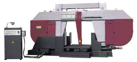 H1500_h1800_dual_column_gantry_band_sawing_machine