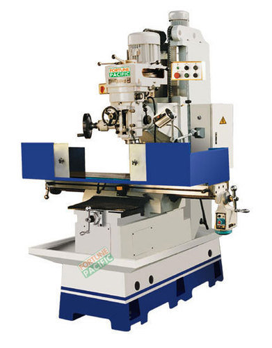 Vbm25_bed_type_vertical_milling_machine