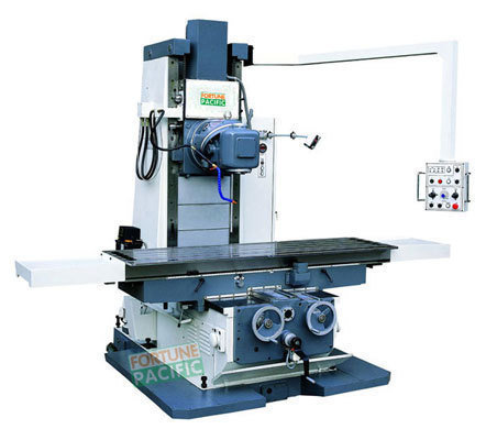 Vbm50 bed type vertical milling machine