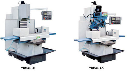 Vbm36 nc bed type milling machine