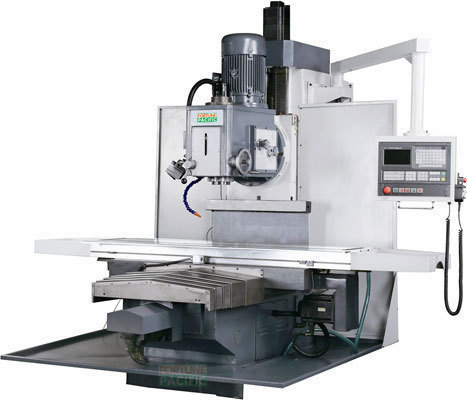 Vbm40 nc bed type milling machine