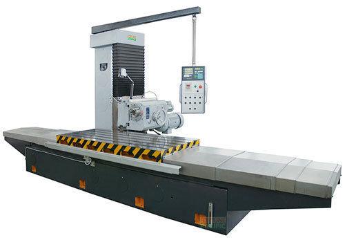 Hcm2000 horizontal single column milling machine