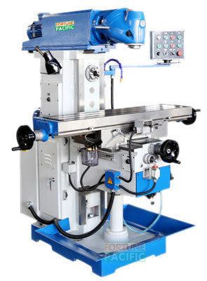 Uvhm30 s sl horizontal and vertical knee type mill