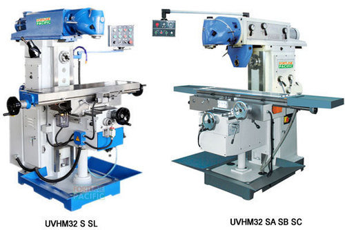 Uvhm32_s_sl_sa_sb_sc_horizontal_and_vertical_knee_type_milling_machine