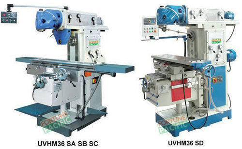 Uvhm36_sa_sb_sc_sd_horizontal_and_vertical_knee_type_milling_machine