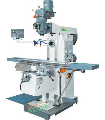 Vhm36 horizontal and vertical knee type milling machine