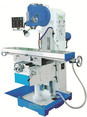 Vkm30 vertical knee type milling machine