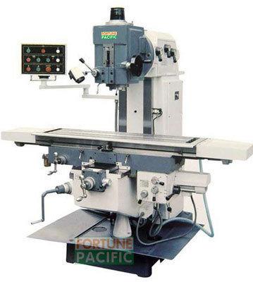 Vkm32 wa wb wc universal knee type milling machine