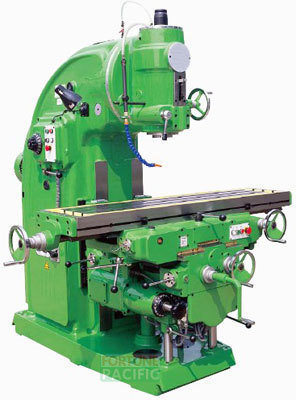 Vkm40 heavy duty vertical knee type milling machine