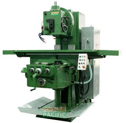 Vkm45_heavy-duty_vertical_knee-type_milling_machine