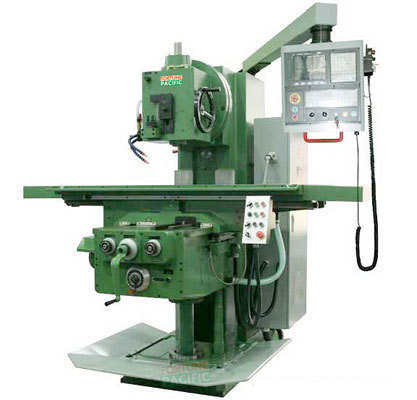Vkm45 nc heavy duty vertical knee type milling machine