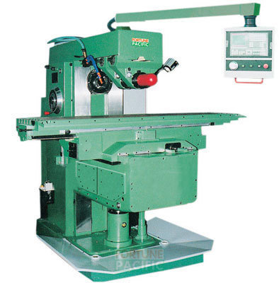 Uhm45 nc heavy duty horizontal knee type milling machine