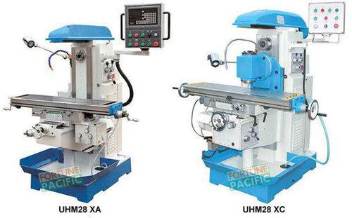 Uhm28 horizontal knee type milling machine