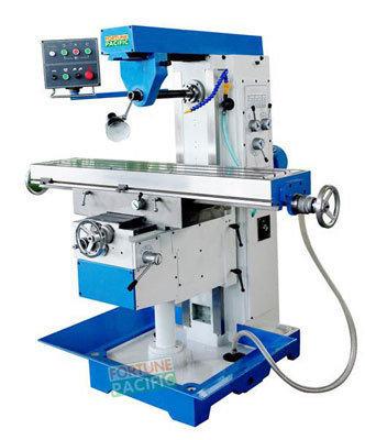 Uhm30 horizontal knee type milling machine
