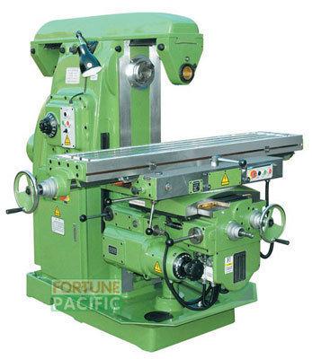 Uhm32 g xl xh xlh heavy duty universal knee type milling machine
