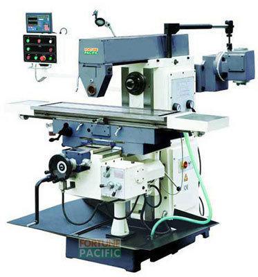 Uhm36 wa wb universal knee type milling machine