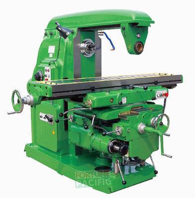 Uhm40_heavy-duty_universal_knee-type_milling_machine