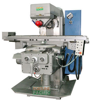 Uhm45 heavy duty universal knee type milling machine