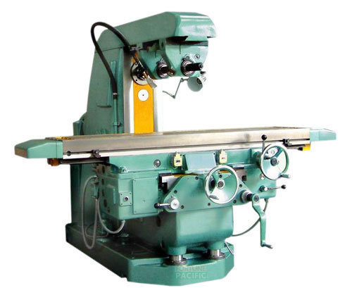 Uhm50_heavy-duty_horizontal_knee-type_milling_machine