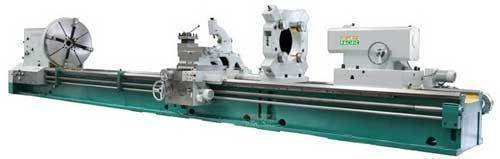 D1250 d1400 d1600 d1800 d2000 w1100 18tons manual turning lathe
