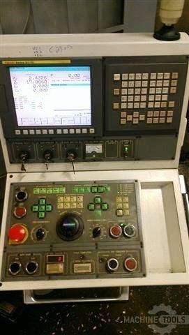 Doosan v740m control