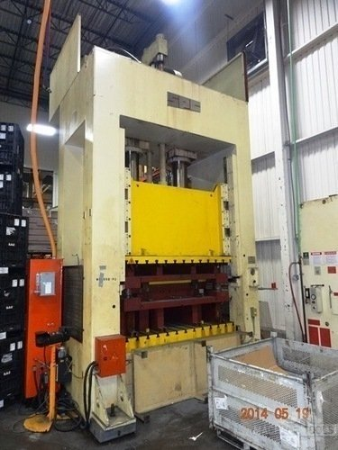 Spc 300 ton hydraulic press  12