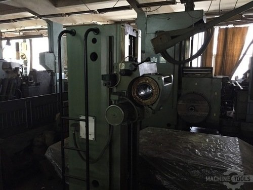 Boring mill union bft 110  9