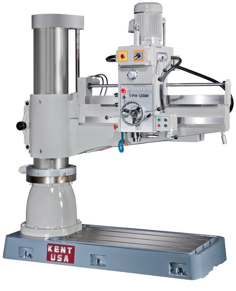 Kent usa radial arm drill