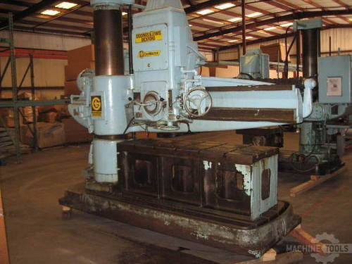 Giddings___lewis_bickford_chipmaster_model_954_radial_arm_drill