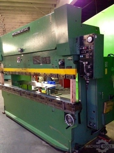 403041 komatsu hydraulic press brake 03