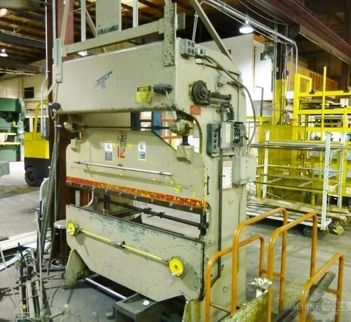 Di acro hydra power hydro mechanical model 16 72 25 ton press brake