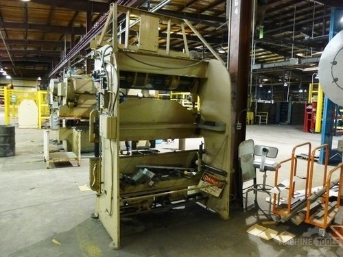 Di acro hydra power hydro mechanical model 16 72 25 ton press brake4