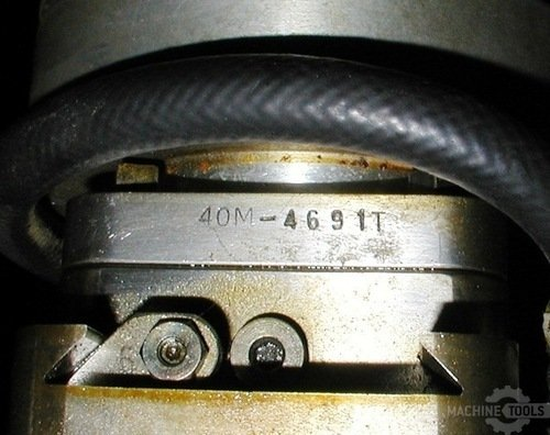 Moore jig grinder g18 s n