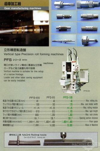 Pfs-1120-spec