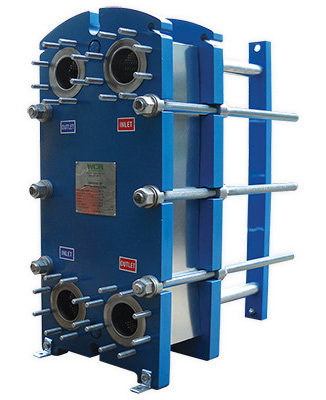 Wcr plate heat exchanger 326