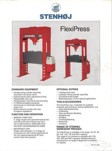 Flexipress