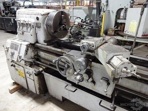 Monarch 20 48 geared head engine lathe4