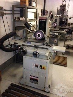 Harig 618 surface grinder