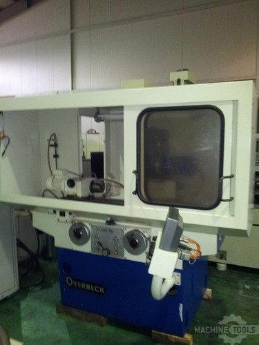 Overbeck cylindrical grinder 400ru 1996 1