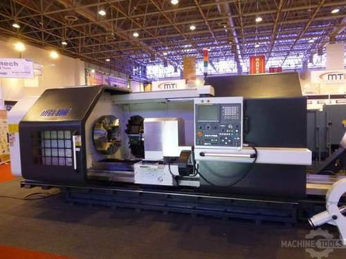 Megabore ld series 12.5in lathe