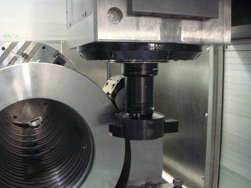 Agular tool machine 2