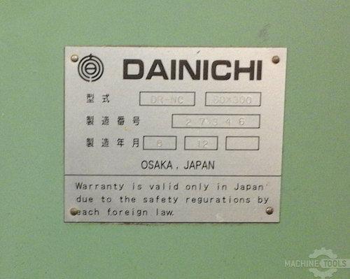 Dainichi cnc lathe