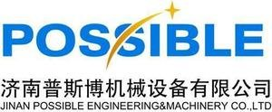 JINAN POSSIBLE ENGINEERING & MACHINERY CO.,LTD