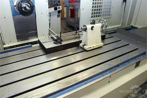 Table tailstock view
