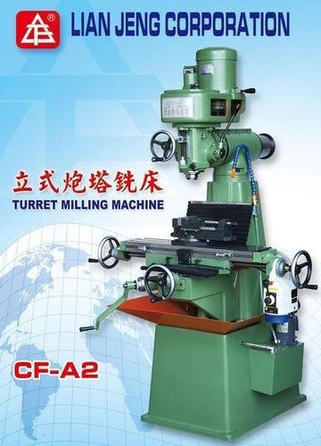 Cf-a2_turret_milling_machine