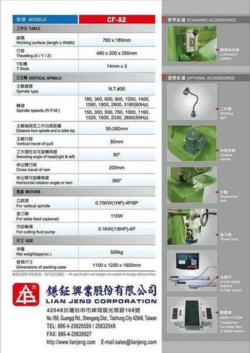 Cf-a2_specification